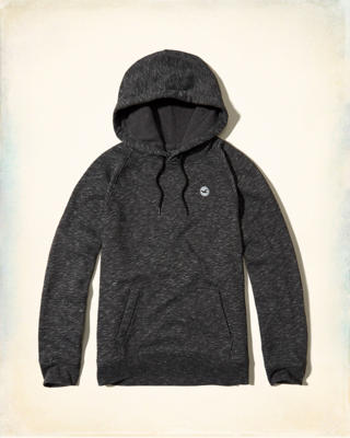 Colorblock Icon Hoodie