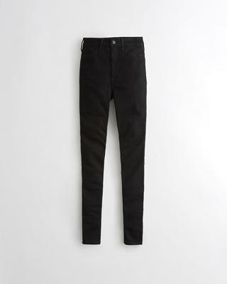 Ultra High-Rise Super Skinny Jeans