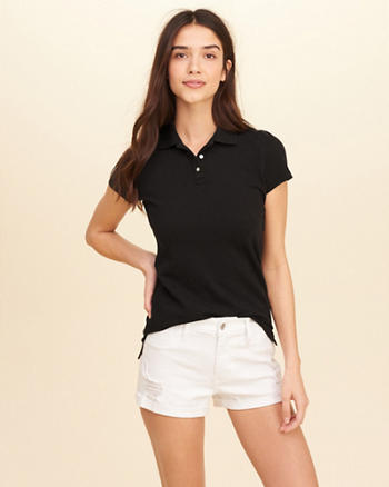 Slim Stretch Polo