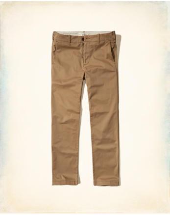 hol Classic Straight Chino Pants
