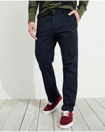 hol Epic Flex Classic Straight Chino Pants