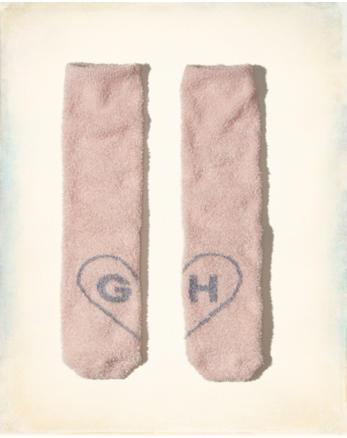 hol Graphic Crew Socks