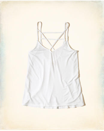 hol Must-Have Strappy Swing Tank