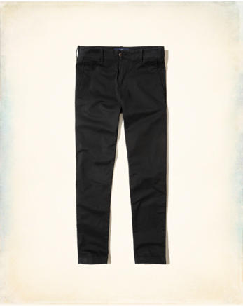 hol Super Skinny Chino Pants