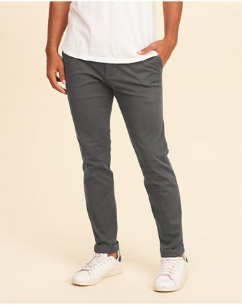 hol Super Skinny Chino Pants