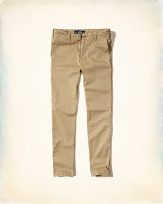 Advanced Stretch Super Skinny Chino Pants