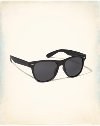 hol Plastic Square Sunglasses