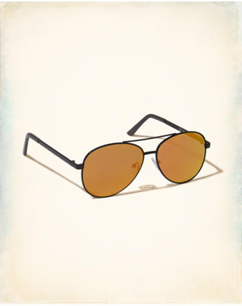 hol Aviator Sunglasses
