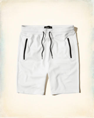 Taper Fit Mesh Shorts
