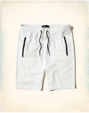 hol Taper Fit Mesh Shorts