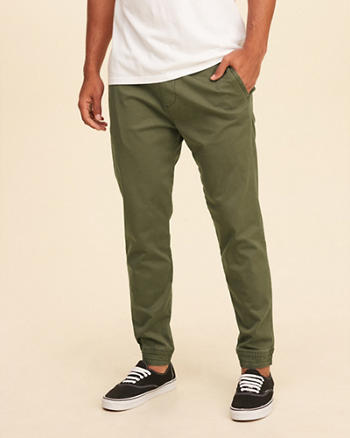 Advanced Stretch Twill Jogger Pants