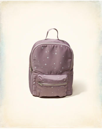 hol Mini Satin Backpack