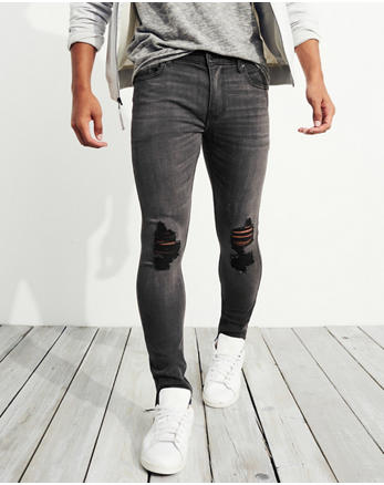 hol Extreme Skinny Jeans