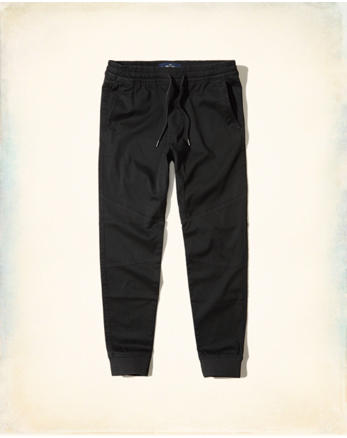 hol Advanced Stretch Twill Jogger Pants