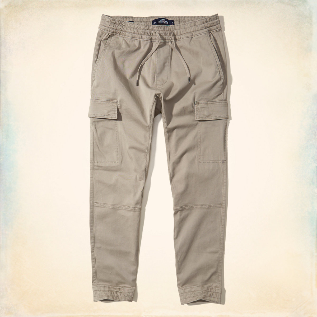 Advanced Stretch Cargo Twill Jogger Pants