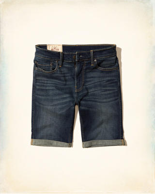 Hollister Skinny Denim Shorts