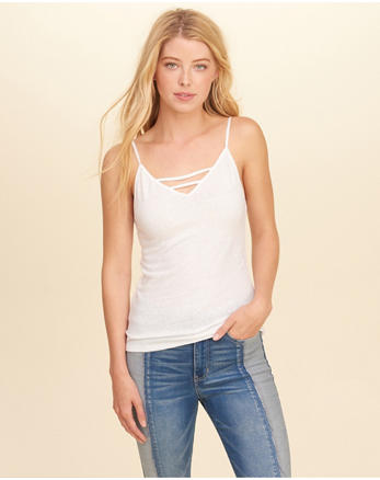 hol Must-Have Strappy Cami