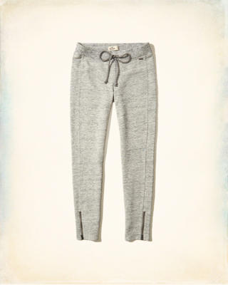 High-Rise Fleece Leggings