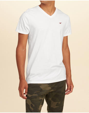 hol Must-Have V-Neck T-Shirt Multipack
