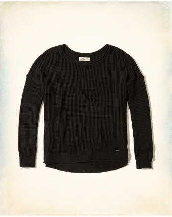hol Textured Pullover Sweater