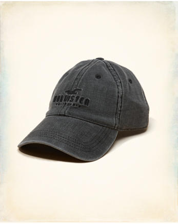 hol Logo Denim Dad Hat