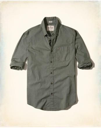 hol Stretch Poplin Shirt