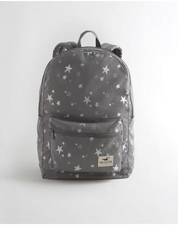 hol Graphic Nylon Backpack