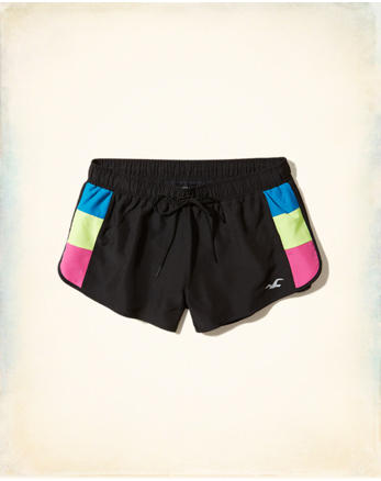 hol Nylon Running Shorts