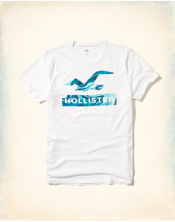 hol Logo Graphic Tee