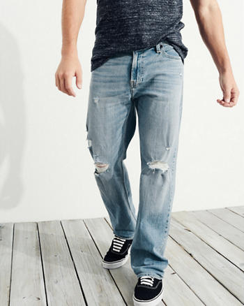 Epic Flex Relaxed Straight Jeans