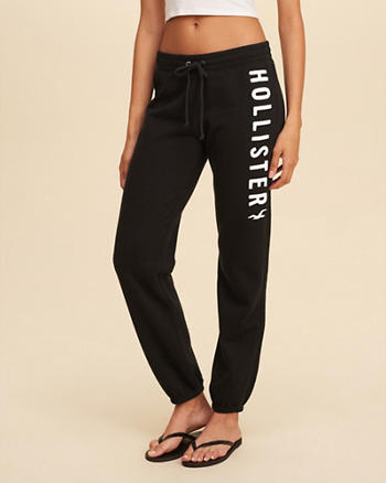 Logo Banded Sweatpants