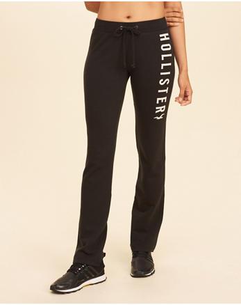 hol Straight-Leg Sweatpants
