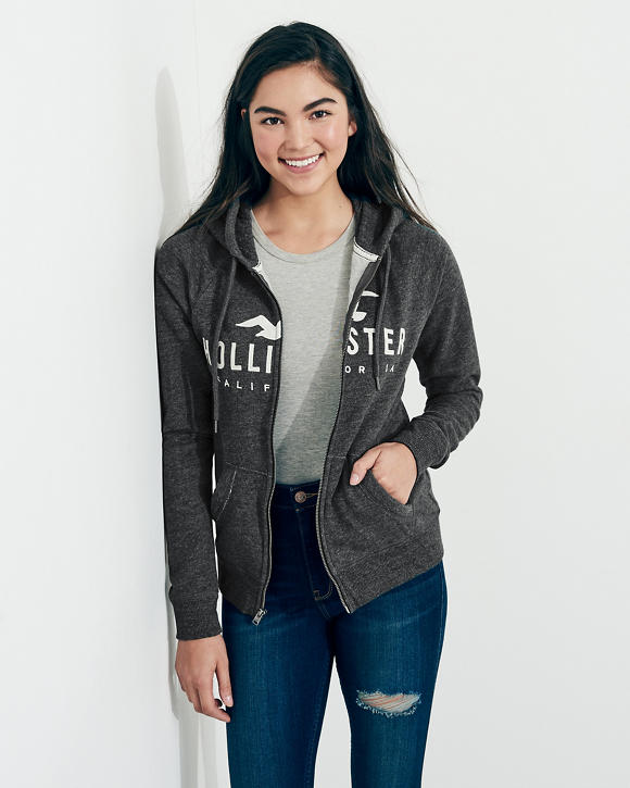 Hollister hoodies for girls