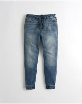 hol Denim Jogger Pants