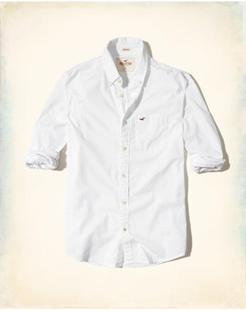 hol Stretch Poplin Shirt