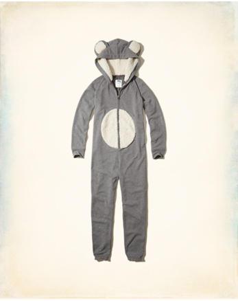 hol Koala Sleep Onesie