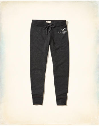 hol High-Rise Fleece Leggings