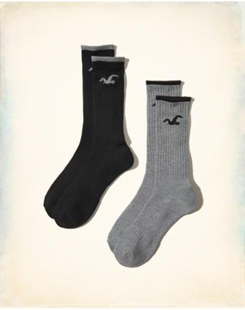 hol Crew Socks 2-Pack