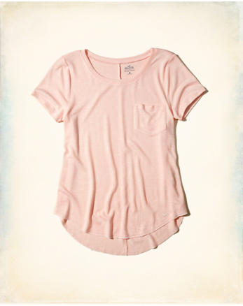 hol Must-Have Easy Pocket Tee