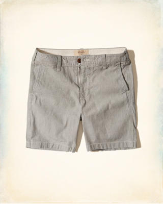 Beach Prep Fit Chambray Shorts