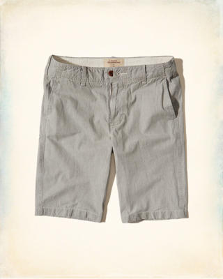 Hollister Cali Longboard Fit Chambray Shorts