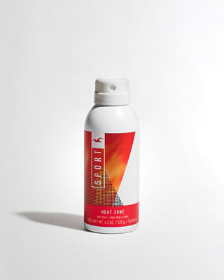Heat Zone Sport Body Spray