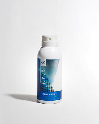 Crisp Waters Sport Body Spray