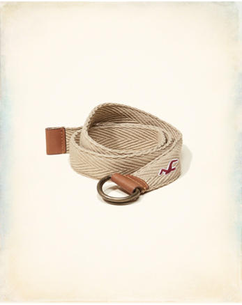 hol D-Ring Belt