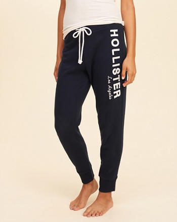 Logo Graphic Fleece Jogger