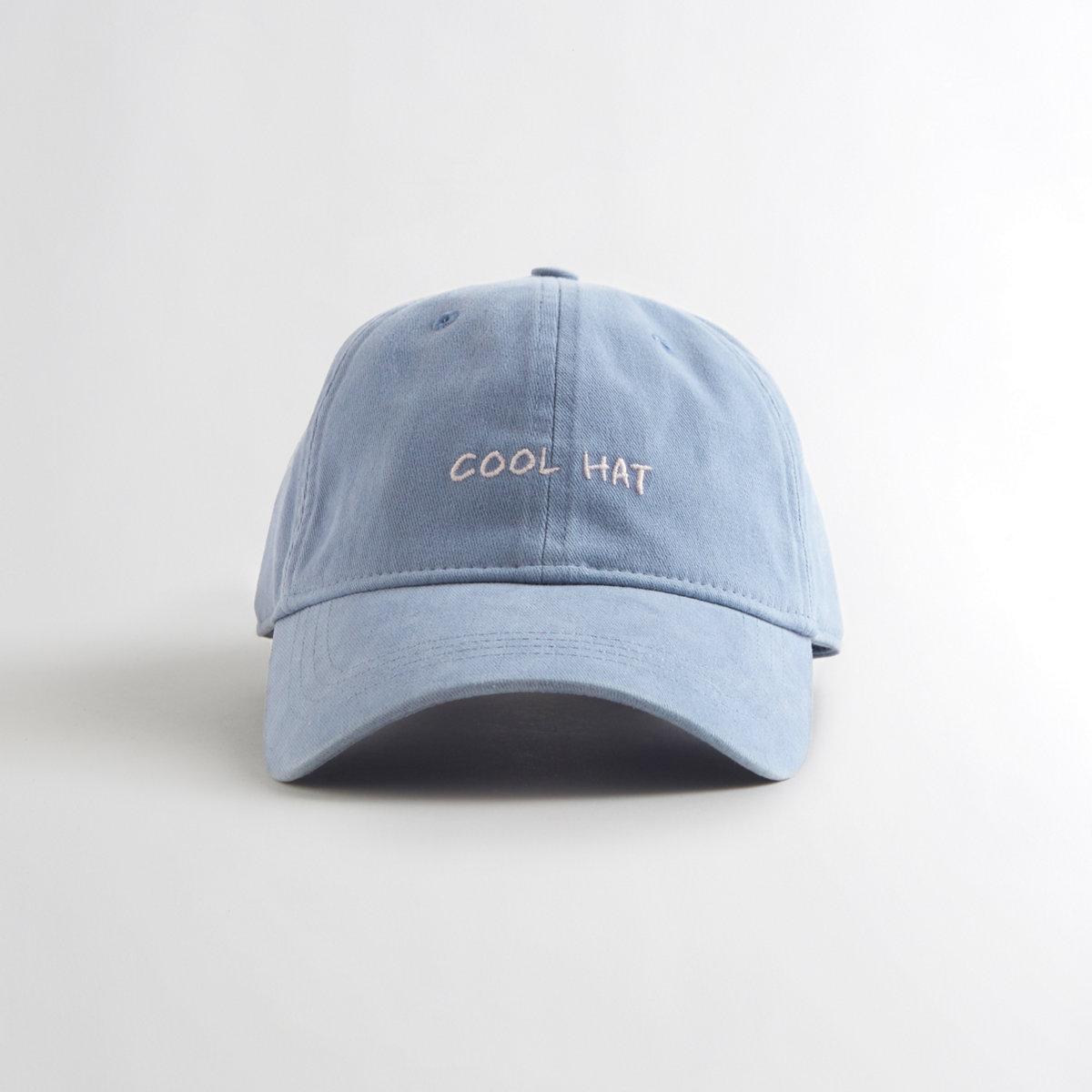 Twill Dad Hat