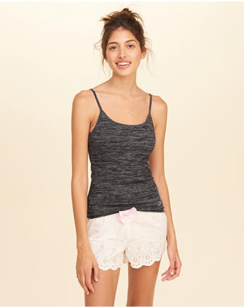 hol Sleep Cami With Removable Pads