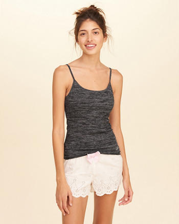 Textured Knit Cami