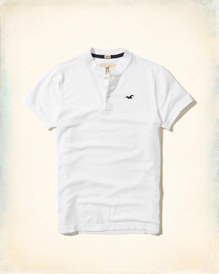 Stretch Pique Banded Collar Polo