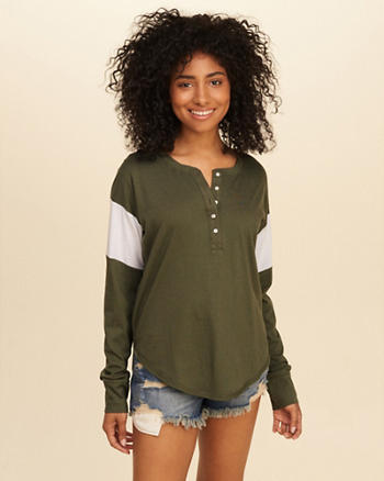 Must-Have Oversized Henley